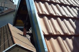 Une demande de devis de travaux de toiture sans frais